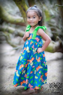 Bryanna's Butterfly Maxi