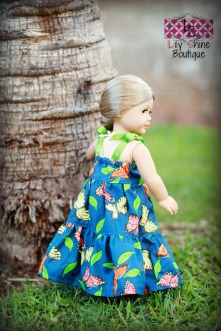 Bryanna's Butterfly Maxi- Doll Size
