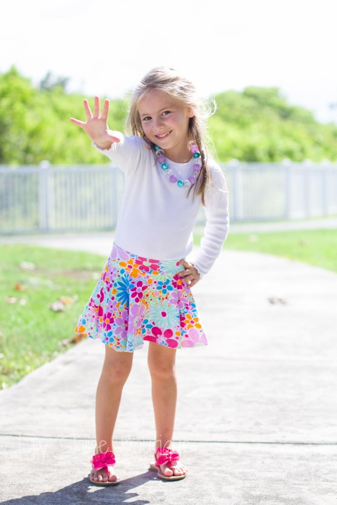 Take 5 Skirt-17