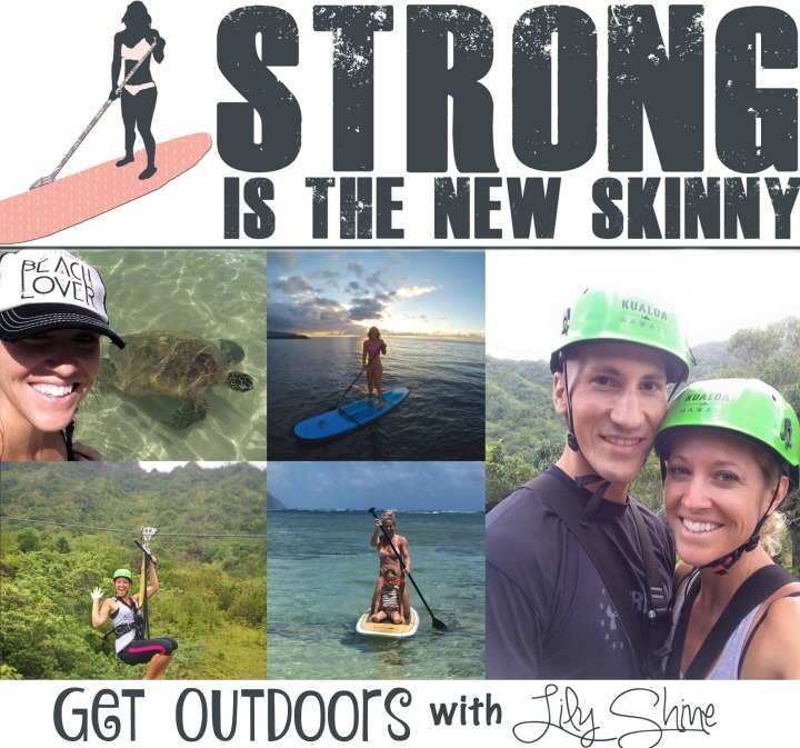 {Strong is the New Skinny} Blog Tour: Get Outdoors!