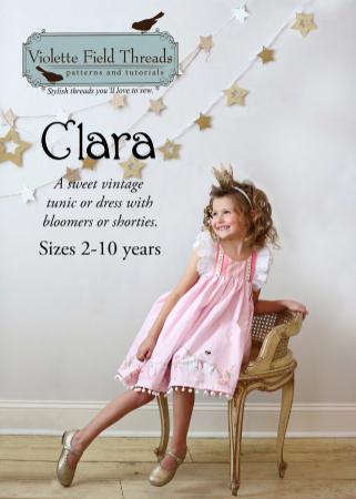 Clara from Violette Field Threads
