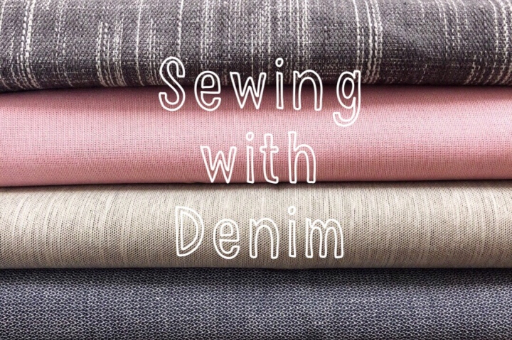 {Introduction} Sewing with Denim