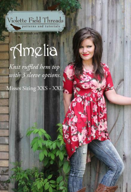 Amelia Misses pdf pattern