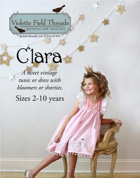 Clara pdf pattern