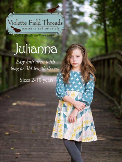 Julianna Dress pattern