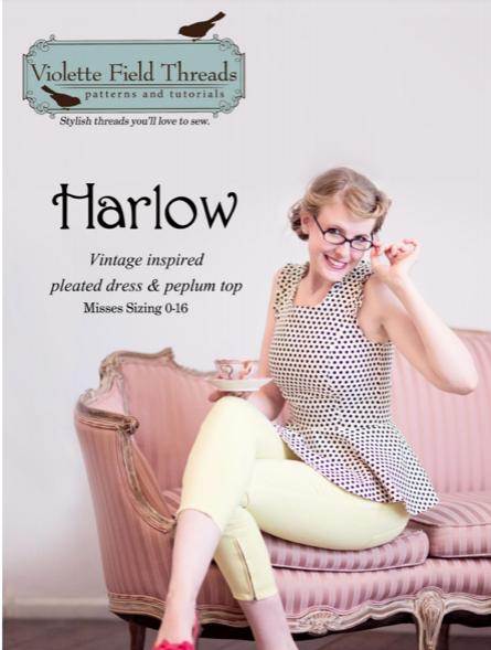 Harlow pdf pattern