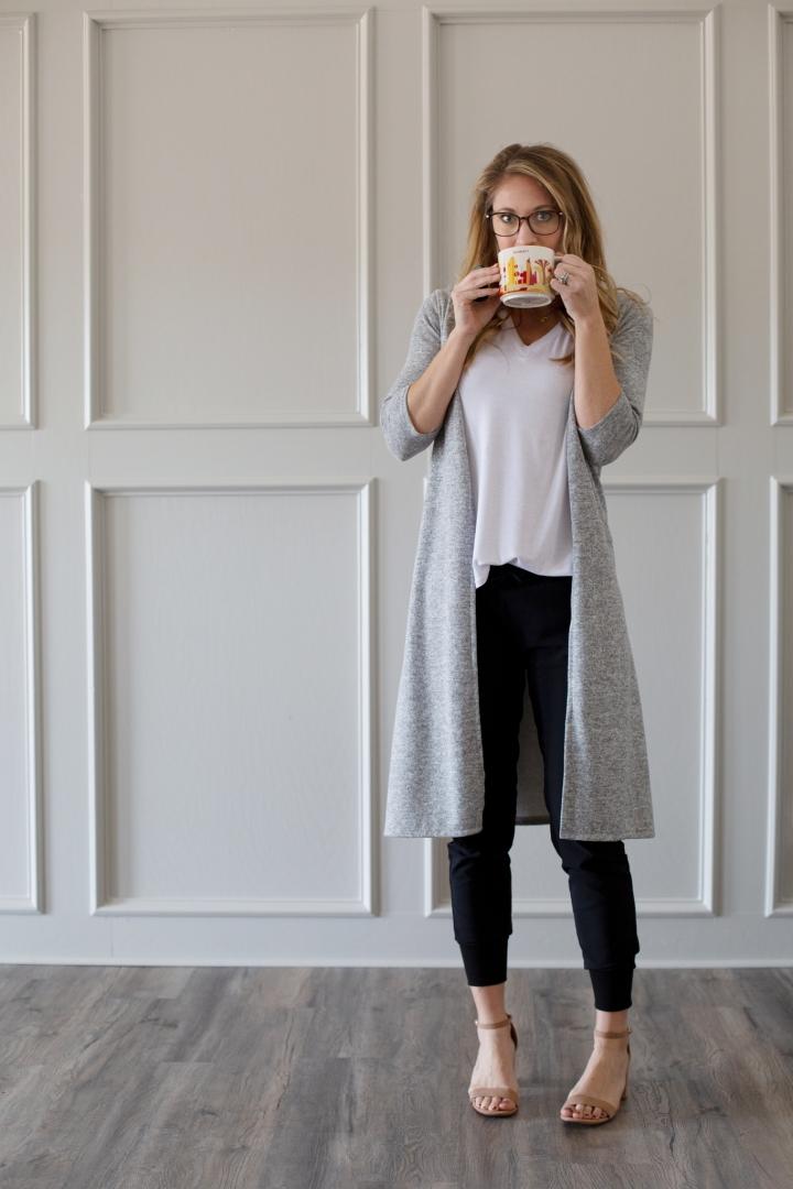 DIY Momiform: Basic Tees andJoggers