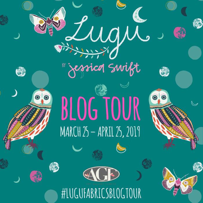 Orchid x Parasol Romper for Lugu Fabrics BlogTour